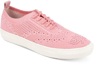 Seven Dials Dionne Perforated Lace-Up Fashion Sneakers Women's Shoes