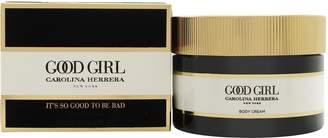 Carolina Herrera Ch Good Girl By Body Cream 6.8 Oz