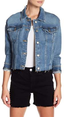Joe's Jeans Denim Crop Jacket