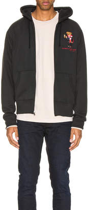 Polo Ralph Lauren Magic Fleece Hoodie in Polo Black | FWRD