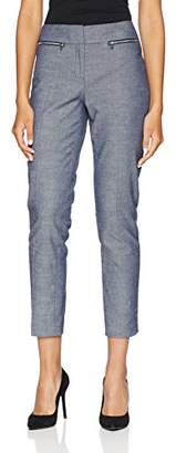 Nine West Women's Denim Slim Pant