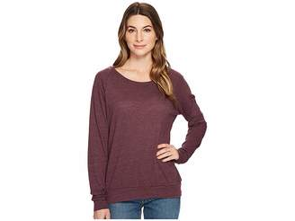 Alternative Eco-Heather Slouchy Pullover