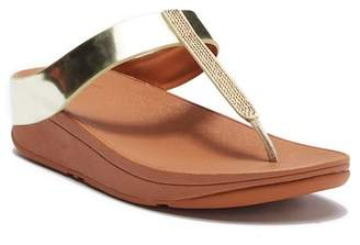 FitFlop Fino Crystal Sandal