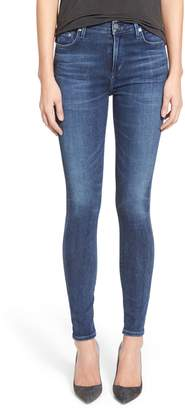 Citizens of Humanity Sculpt - Rocket High Waist Skinny Jeans