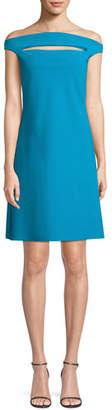 Chiara Boni Palomina Cutout Mini Dress