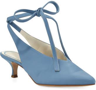 c822452e2cb Blue Pointed Toe Pumps - ShopStyle