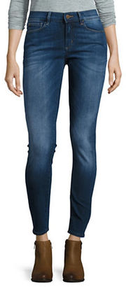 Buffalo David Bitton Mid-Rise Ankle Cut Skinny Jeans $79 thestylecure.com