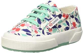 Superga Girls' Low Trainers Multicolour Size: 27