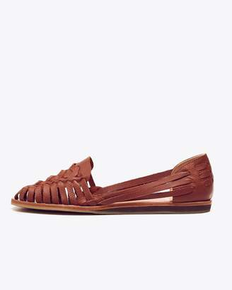 Nisolo Ecuador Huarache Sandal Burnt Sienna