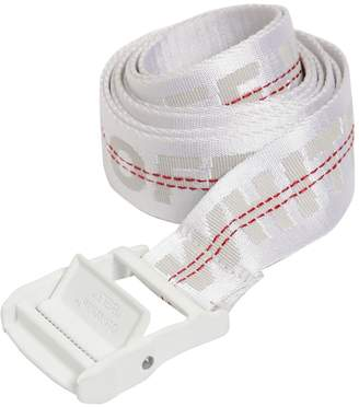 Off-White 35mm Nylon Industrial Belt