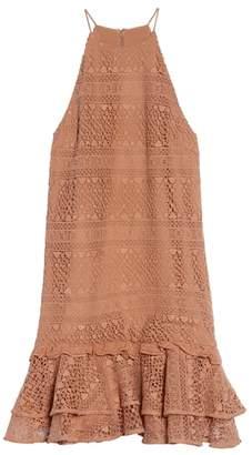 Cooper St Elizabeth Lace Halter Dress