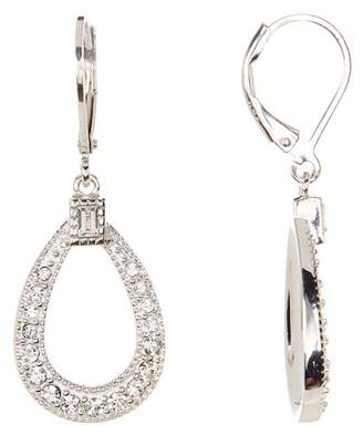 Judith Jack Sterling Silver Shine On Teardrop Earrings $85 thestylecure.com