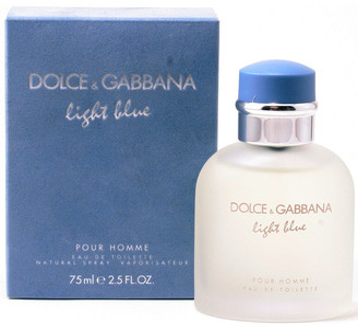 Dolce & Gabbana Light Blue 2.5Oz Eau De Toilette