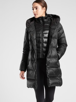 Athleta Lofty Down Coat