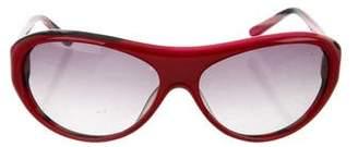 Missoni Gradient Logo Sunglasses