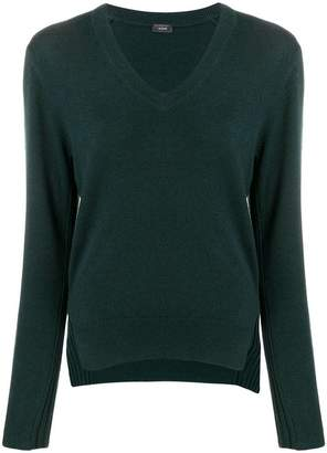 Joseph knit V-neck sweater