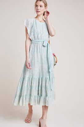4e8950dfe Love Sam Amia Embroidered Maxi Dress