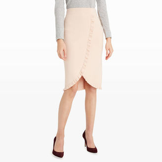 Lucah Sweater Skirt $179.50 thestylecure.com