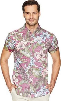 Reyn Spooner Men's Tailored Fit Hawaiian Shirt