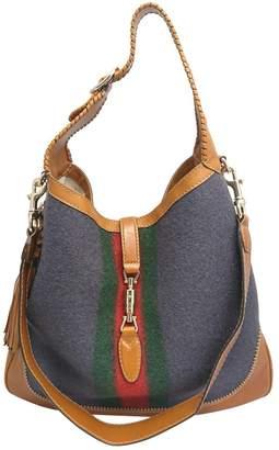 Gucci Jackie cloth handbag
