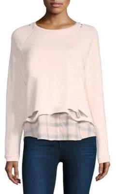Generation Love Morgan Double Layer Sweatshirt