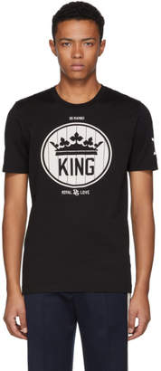 Dolce & Gabbana Black Crown King T-Shirt