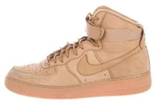 Nike Force 1 Flax Sneakers