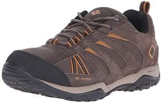 Sorel Columbia Men's North Plains Drifter Waterproof High Rise Hiking Boots,44.5 EU