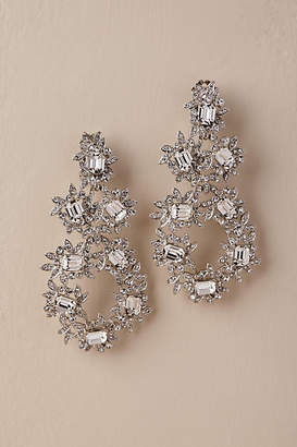 Kenneth Jay Lane Wallis Chandelier Earrings