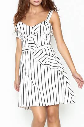 Marvy Fashion Striped Dress
