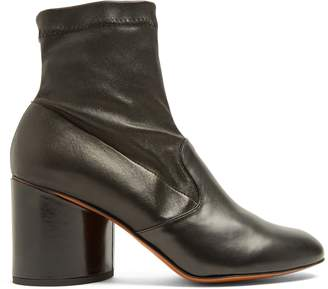 CLERGERIE Koss leather ankle boots