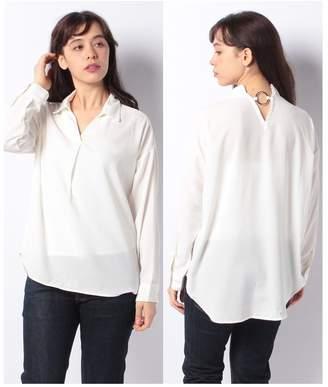 DAISY MERRY (デイジー メリー) - DAISY MERRY 後ろリングジップシャツ