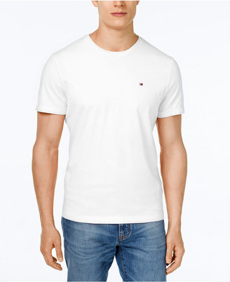 Tommy Hilfiger Big and Tall Men's Beach Crew Neck T-Shirt $39.50 thestylecure.com