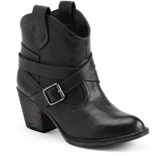 Rocket Dog Unleashed By Unleashed by Women's Western Ankle Boots