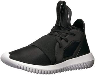 adidas Women's Shoes | Tubular Defiant Fashion Sneakers Black/Core White