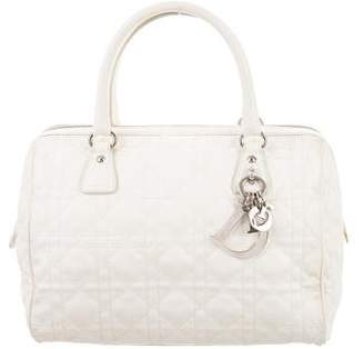 Christian Dior Quilted Handle Bag