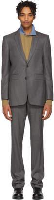 Burberry Grey Marylebone Suit