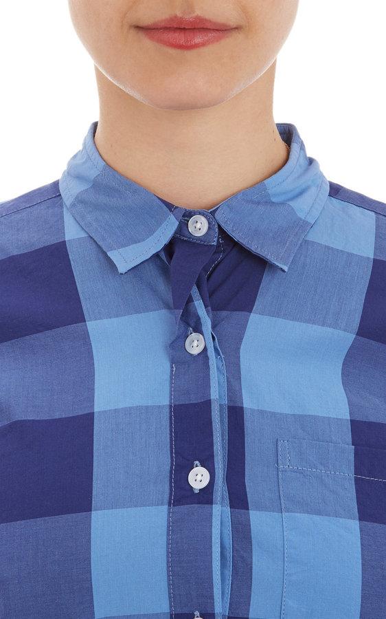Steven Alan Large-Check Shirt