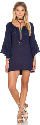 LSPACE Breakaway Cover Up Dress $129 thestylecure.com
