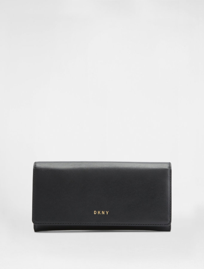 DKNYLarge Calf Leather Wallet