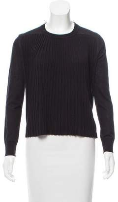 Kenzo Pleated Long Sleeve Top