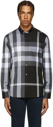 Burberry Black Fred Shirt $295 thestylecure.com