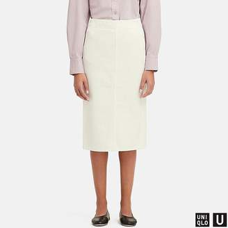Uniqlo Women's U Denim Narrow Skirt