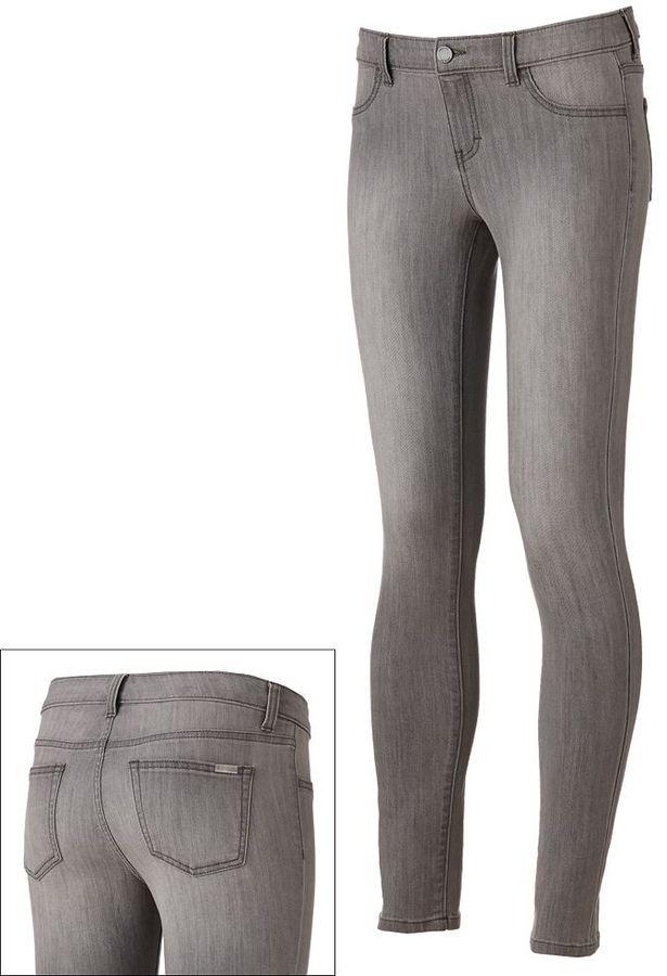 JLO by Jennifer Lopez dublin skinny jeans
