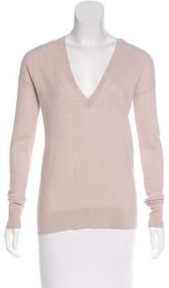 Allude Cashmere V-Neck Sweater