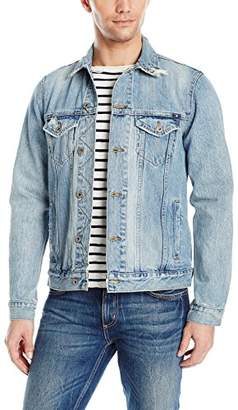 Lucky Brand Men's Lakewood Denim Jacket