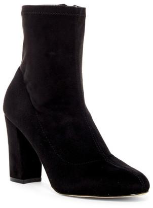 Madden Girl Fantaysa Velvet Boot $69 thestylecure.com