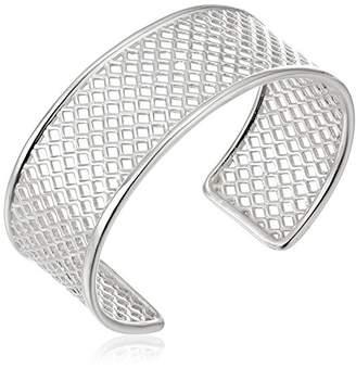 Zina Sterling Trellis Cuff Bracelet