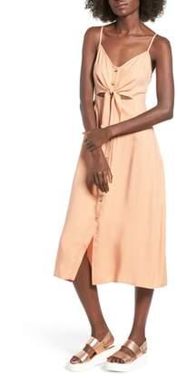 Mimichica Mimi Chica Mia Chica Midi Dress