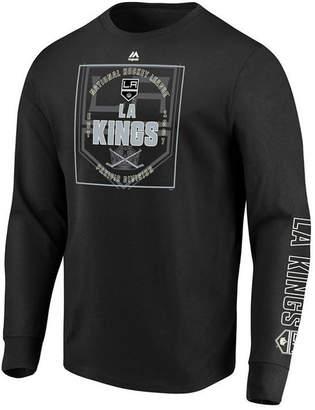 Majestic Men's Los Angeles Kings Keep Score Long Sleeve T-Shirt